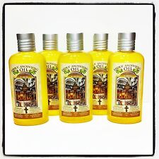 5 HOLY ANOINTING OIL Frankincense Myrrh 250 Ml - Blessed Jerusalem Holy Land Oil