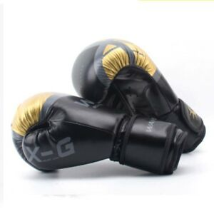 Child/Adult Boxing Gloves Grappling Punching Bag Training Martial Arts Sparring