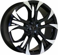 Transporter WolfRace One Piece Rim Wheels with Tyres