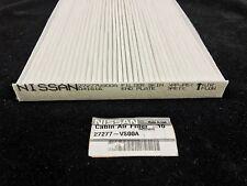 OEM Genuine 2007-2012 Nissan Cabin Air Dust Pollen Filter 27277-VS00A USA SELLER