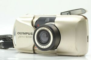 [Exc+5] Olympus μ mju II Zoom Point & Shot 35mm from JAPAN 924