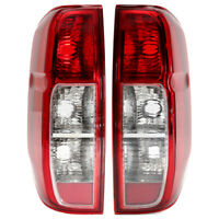 Paire Feux Arriere Recul Latéral Éclairage pour Nissan Navara D40 2005 à 2015