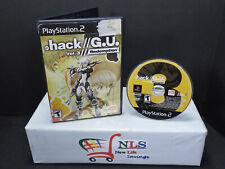 PS2 Game .hack//G.U.: Vol. 3