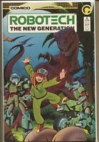 Robotech the New Generation 1985 series # 9 very fine comic book