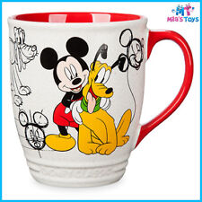 Disney Classics Collection Mickey Mouse and Pluto Ceramic Mug