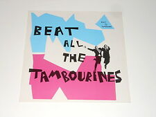 Beat All The Tambourines - LP - 1988 - Most Wanted Men - Curlettes - Tom Liwa