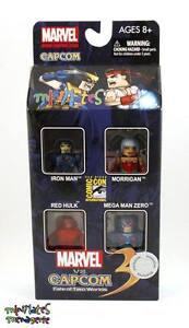 Marvel vs Capcom 3 Minimates TRU Toys R Us Exclusive Box Set