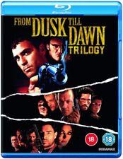 From Dusk Till Dawn 1 2 3 Trilogy (george Clooney Danny Trejo) Region B Blu-ray
