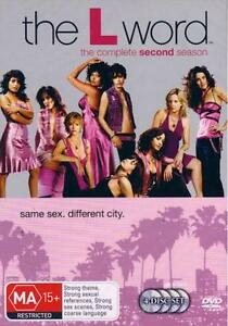 The L Word SEASON 2 : NEW DVD