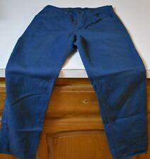 Vintage LEVI'S Sta Prest BIG E Light Blue Jeans/Pants 28x29
