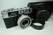 Old Vintage RICOH 35 S Rangefinder 35mm Film Camera
