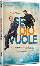 Dvd SE DIO VUOLE - (2015) ***Alessandro Gassman*** ......NUOVO