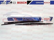 "FOR BMW 3 Series E46 23/20"" Bosch Superplus Spoiler Front Wiper Blades OEM"