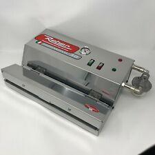 Macchina per sottovuoto Reber professionale filtro liquidi inox 9709 NELF Rotex