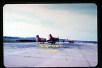 c.1962 Navy NATF 32616 Douglas Skyraider Aircraft, Original Slide d16a