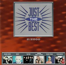 JUST THE BEST 2/2000 / 2 CD-SET - TOP-ZUSTAND