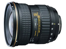 Tokina AT-X 12-28 PRO DX 12-28mm F4 For Canon Wide Zoom Lens Japan Model New