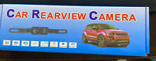 Car Rearview Reversing Back Up Camera Infrared Led Waterproof