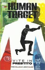 HUMAN TARGET: VITE IN PRESTITO EDIZIONE MAGIC PRESS