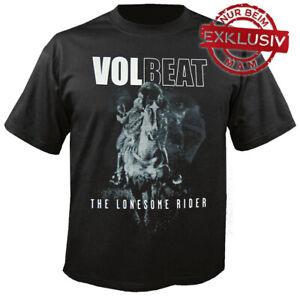 VOLBEAT - Lonesome Rider - T-Shirt