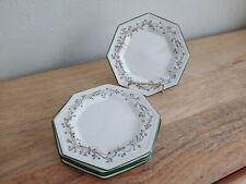 "Johnson Bros 5 dessert plates Eternal Beau 6"" diameter"