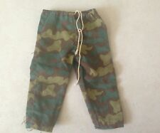1/6 SCALE ACTION FIGURE ITALIAN WWII CAMO PANTS
