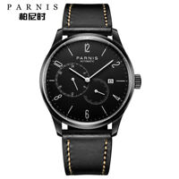 Parnis Sapphire Crystal Miyota Automatic Movement Men's Boy Mechanical Watch New