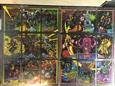 1993 Marvel Universe Series 4 Trading Cards Singles Pick Three (3)