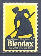 Blendax Shoe Polish #3 Silhouette