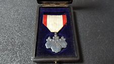 WW2 JAPANESE MEDAL JAPAN BADGE WITH BOX