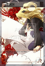 YUGIOH Cool Anime Orica Token Naruto Deidara  # 591
