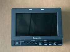"PANASONIC BT-LH80WP 7.9"" Multi-Format Color LCD Monitor LOW Hours , Excellent"