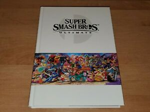 Super Smash Bros Ultimate Collector's Guide Strategy Prima Games Like New