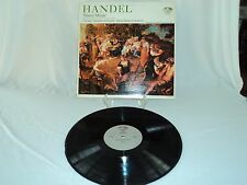 HANDEL: WATER MUSIC, CHICAGO CHAMBER ORCHESTRA, VOX