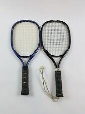 Leach Blue Racquetball Racquet&spalding racquet vintage
