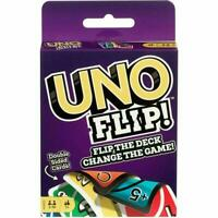 UNO Flip Game Cards Family Fun Games Anti Boredom Party Gift Bored Entertainment