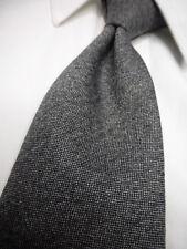 BROOKS BROTHERS Gray Wool Nailhead Tie ~ MSRP $79.50 ~ NWT NEW USA