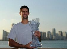 Novak Djokovic ‏ 10 x 8 UNSIGNED photo - P19 - HANDSOME!!!!