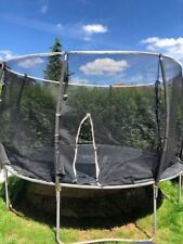 Trampoline Plum 12ft with safety net  and spring cover