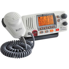 Cobra Marine VHF Radio 25W Integrated GPS + Call Replay Class D Heavy Duty NEW