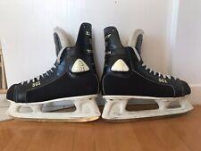Vintage Hockey Skates - Daoust 501 Titanium - Size 10 - Great Condition