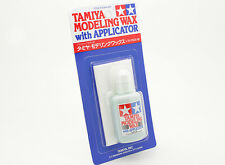 Tamiya 87036 Modeling Wax with Applicator Plastic Model Car Body Craft Tools