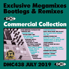 DMC Commercial Collection 438: Exclusive Megamixes, Remixes & Two Trackers 2 CDs