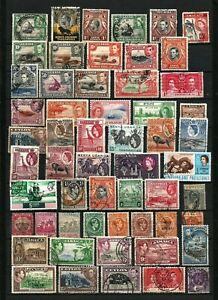 British Commonwealth  - Various Mint, MNH And Used Stamps