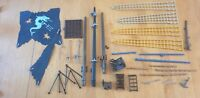 Playmobil Pirate Ship Spare Parts Bundle 3750/3860 Rigging Masts Flags Anchor