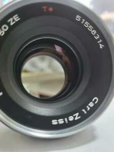 ZEISS Planar T* 50mm f/1.4 MF ZE Lens for Canon EF