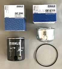 Land Rover Defender TD5 Oil Filters Kit Mahle Premium Brand