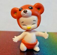 Twozies Season 1 GRACEY Bear Red Mint OOP