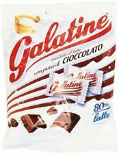 Galatine with Chocolate Chunks