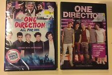 Lot Of Sealed One Direction DVDs - All For One & The Only Way Is Up Free Ship